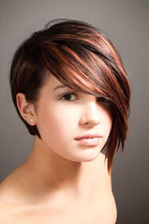 Pixie Long Haircuts