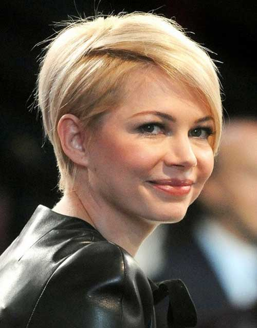 Actresses Growing Pixie Hair Ideas
