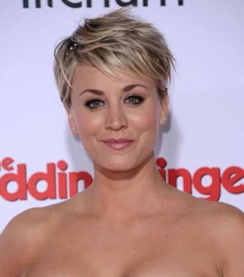 Actresses Spiky Pixie Haircuts