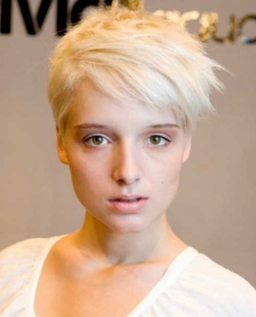 Asymmetrical Pixie Choppy Haircuts