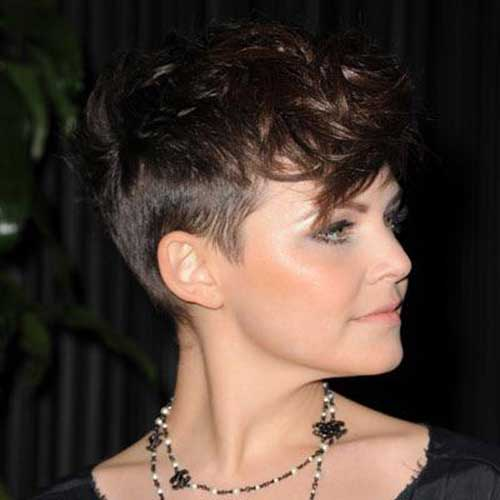 Best Short Wavy Pixie Hair Cuts