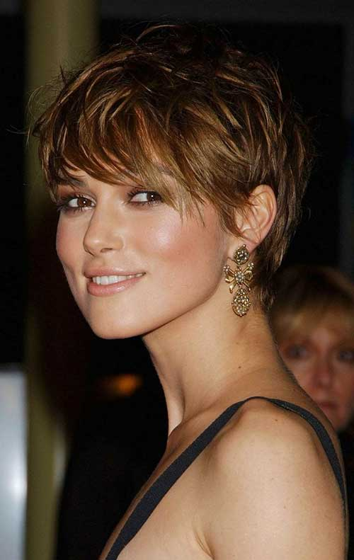 Brown Pixie Hair Styles for Women