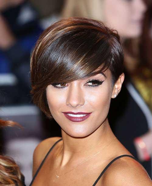 Best Brunette Pixie Cuts