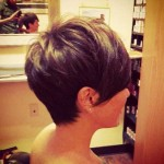 Great Brunette Pixie Hairstyles