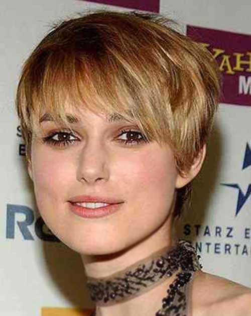 Casual Pixie Razor Haircut Styles