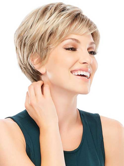 Chic Pixie Haircuts for Long Faces