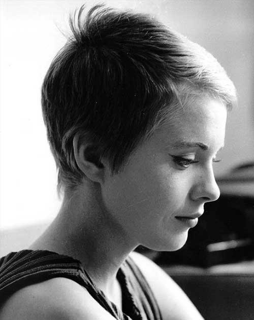 Classic Pixie Style for Women
