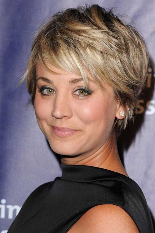 Classy Layered Pixie Cut Hairstyles 2015