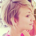 Best Colored Pixie Cuts