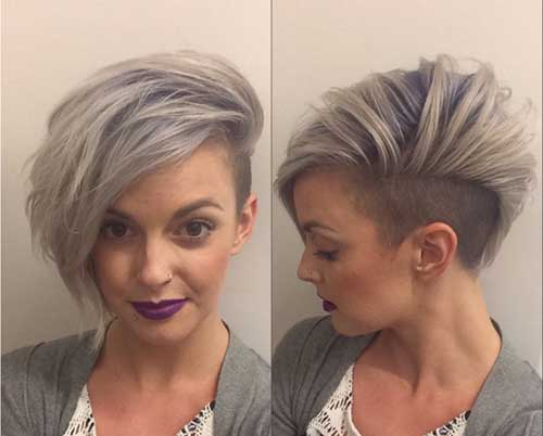 Best Cool Pixie Cut Hairstyles