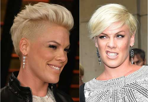 Cool Pixie Haircuts Ideas for Long Faces