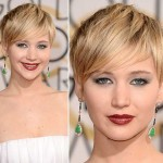 10 Layered Pixie Cut with Bangs