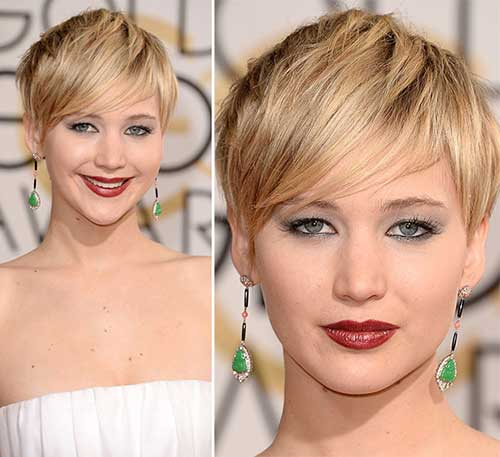 Best Layered Pixie Cut with Bangs