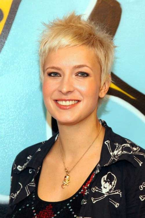 Cute Easy Pixie Cuts Ideas