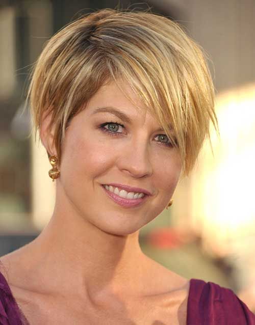 Female Nice Pixie Cut Hair
