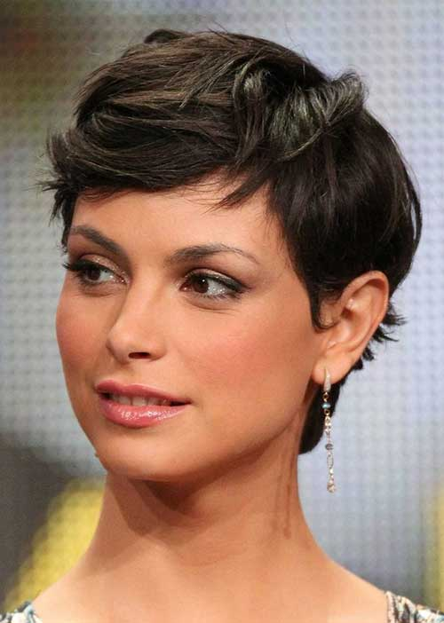 Nice Female Short Pixie Cut Ideas