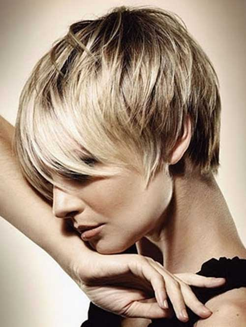 Feminine Pixie Haircuts for Women Styles