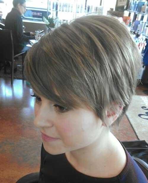 Fine Pixie Cut Hairstyles Ideas 2015