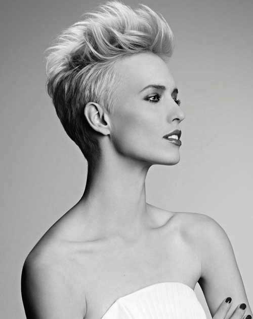 Funky Spiky Pixie Haircuts