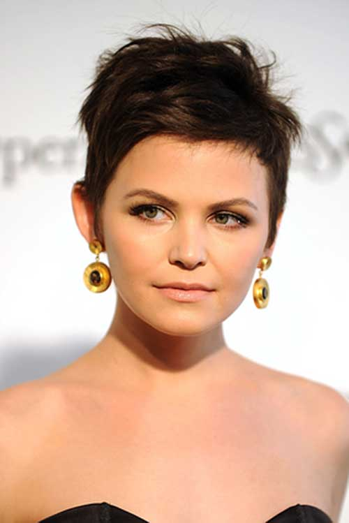 Ginnifer Goodwin Pixie Short Hair Ideas