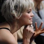 Grey Pixie Layered Hair Cuts