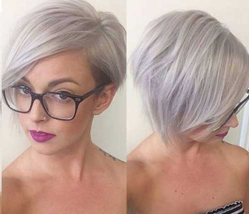 Best Hair Colors for Pixie Cut