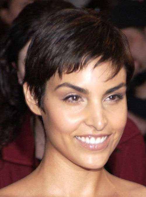 14 Great Brunette Pixie Hairstyles Pixie Cut Haircut