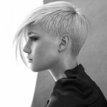 Best Half Shaved Pixie Cut