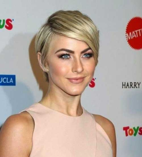 Julianne Hough Pixie Haircut Ideas