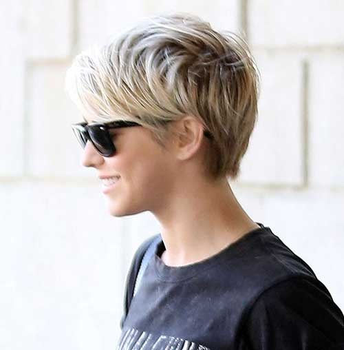 Julianne Hough Pixie Cuts Pictures