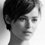 Ladies Layered Pixie Haircuts