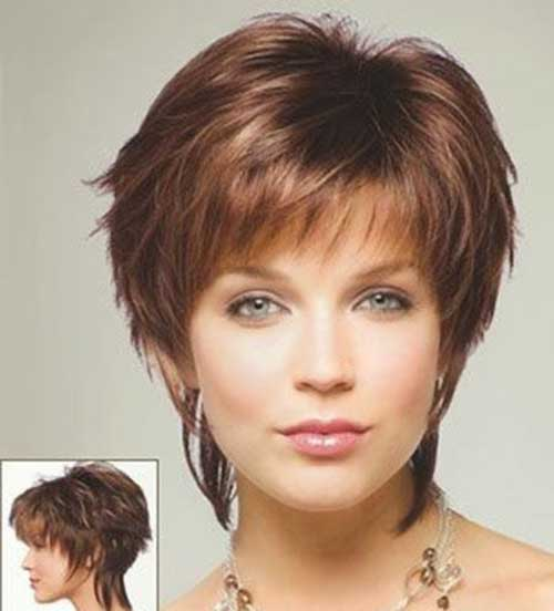 Layered Long Pixie Women Hair Cuts