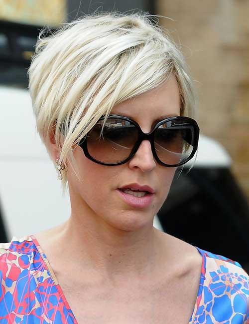 Long Pixie Cropped Haircut Women