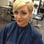 Long Pixie Blonde Hair Styles