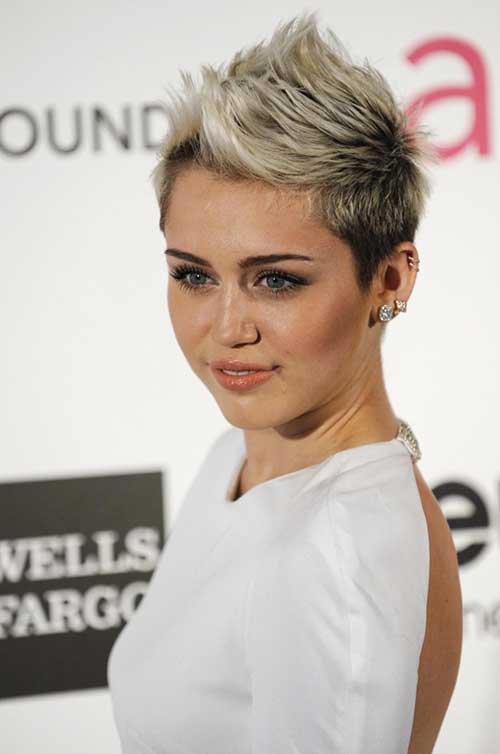Best Mohawk Pixie Cut
