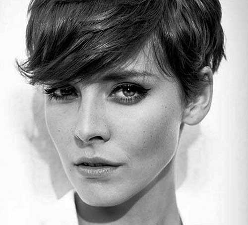 Nice Pixie Style Cut Hair Ideas