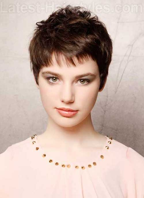 Nice Pixie Cuts for Thin Hair