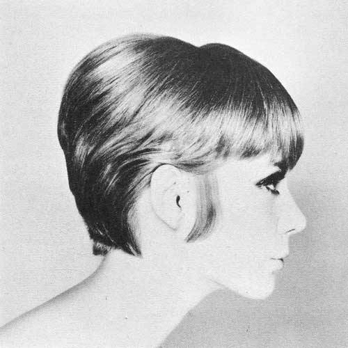 Oldies Vintage Pixie Cuts