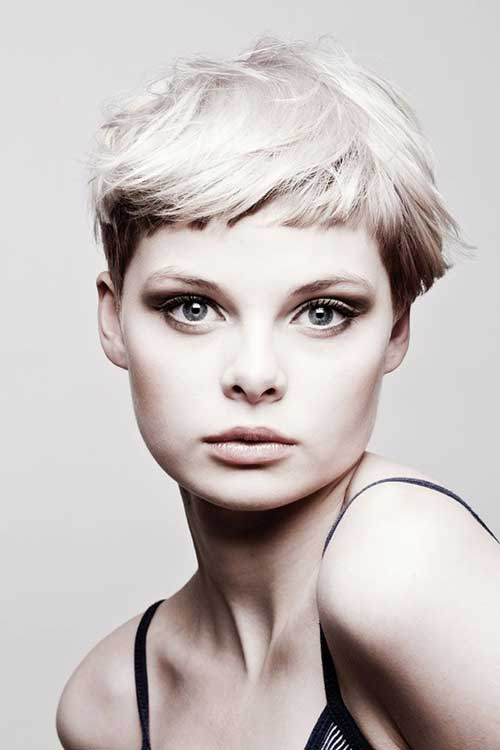 Best Pixie Cropped Haircut Women