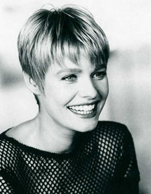 Pixie Cropped Haircut Ideas