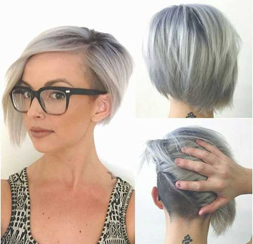 Pixie Bob Cut Hairstyle Ideas