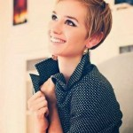Fine Pixie Haircuts for 2014