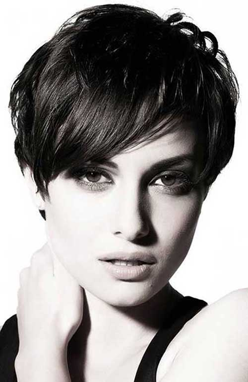 Cute Pixie Haircuts for Long Faces