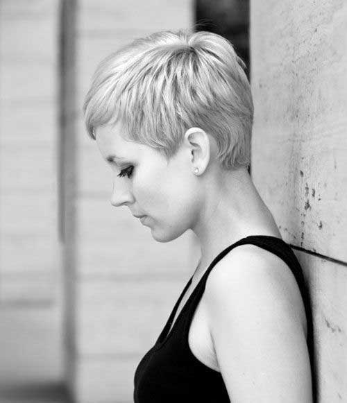 Short Pixie Haircuts for Women with Thin Hair
