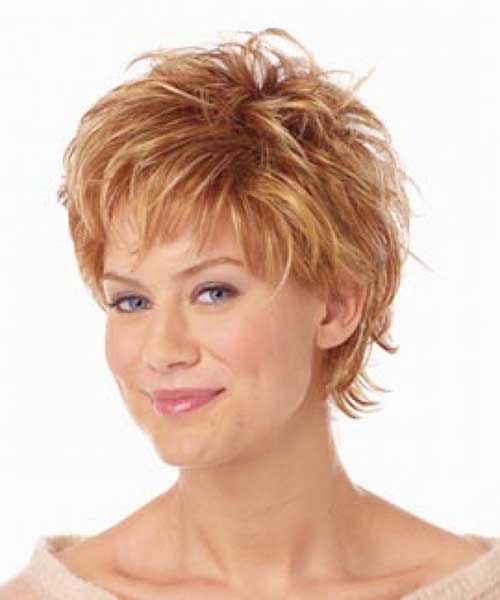 Pixie Layered Cuts for Women Over 50