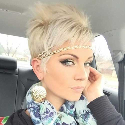 Trendy Pixie Style Haircuts 2014