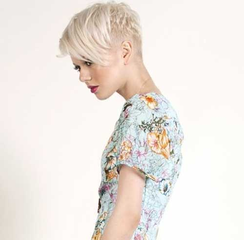 Popular Girls Pixie Cuts Ideas