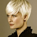 Popular Blonde Pixie Cuts