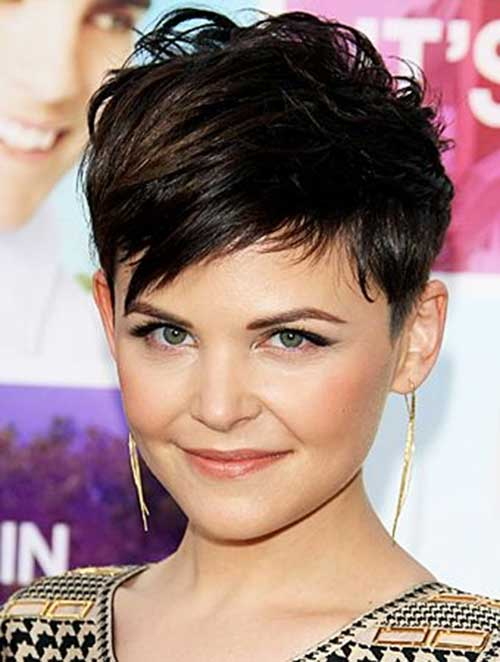 Pretty Wavy Pixie Cuts