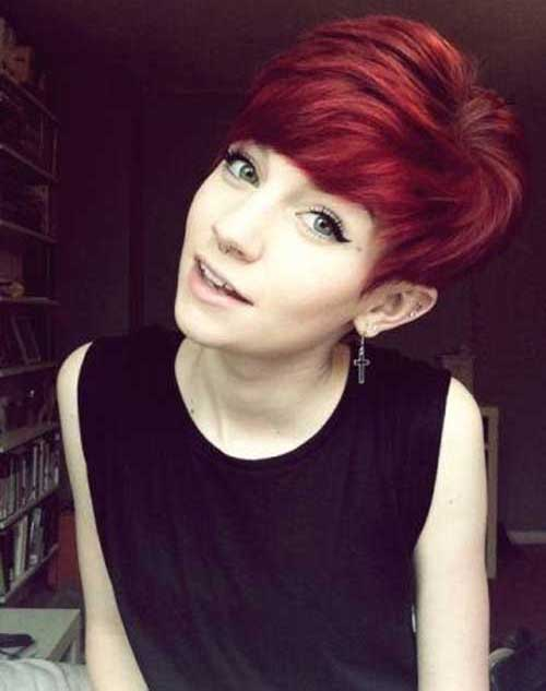 20 Pixie Red Hair